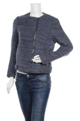 Дамско яке H&M, Размер XL, Цвят Син, 76% полиестер, 22% акрил, 2% други нишки, Цена 9,71лв.