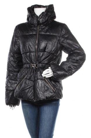 Дамско яке H&M, Размер L, Цвят Черен, Полиестер, Цена 35,49лв.