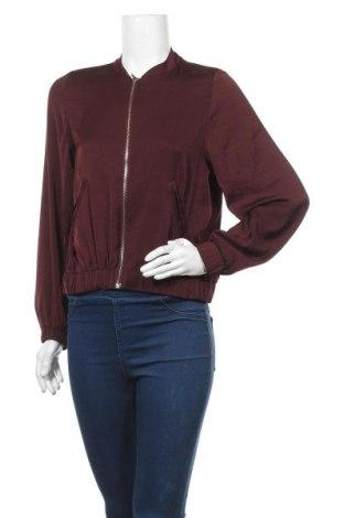 Дамско яке H&M, Размер S, Цвят Червен, Полиестер, Цена 9,07лв.