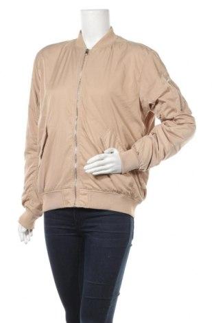 Дамско яке H&M, Размер M, Цвят Бежов, Полиестер, Цена 19,64лв.