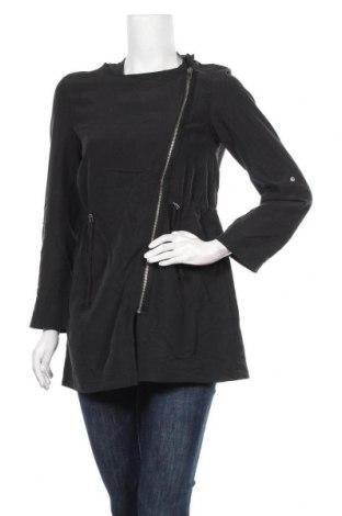 Дамско яке H&M Divided, Размер XS, Цвят Черен, 70% модал, 30% полиестер, Цена 18,90лв.