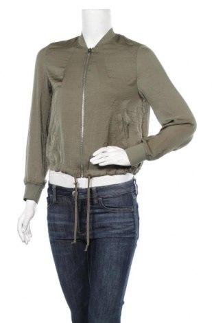 Дамско яке H&M Divided, Размер S, Цвят Зелен, Полиестер, Цена 15,44лв.