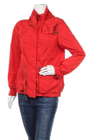 Дамско яке H&M L.O.G.G., Размер M, Цвят Червен, Полиестер, Цена 9,98лв.