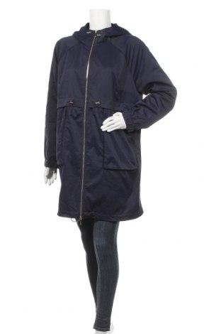 Дамско яке H&M Mama, Размер L, Цвят Син, Полиестер, Цена 26,62лв.