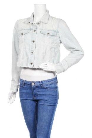 Дамско яке Highway Jeans, Размер L, Цвят Син, 60% памук, 40% полиестер, Цена 9,98лв.