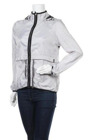 Γυναικείο μπουφάν αθλητικό Hyba, Μέγεθος S, Χρώμα Γκρί, Πολυεστέρας, Τιμή 9,32€