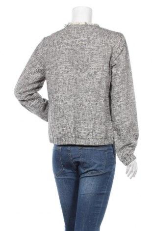 Дамско яке Jacqueline Riu, Размер L, Цвят Сив, 61% памук, 27% акрил, 11% полиамид, 1% еластан, Цена 25,20лв.