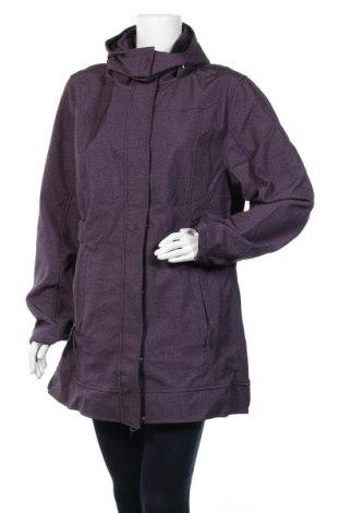 Дамско яке Janina, Размер XL, Цвят Лилав, 95% полиестер, 5% еластан, Цена 40,32лв.