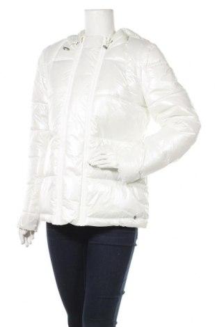 Γυναικείο μπουφάν Kaporal, Μέγεθος L, Χρώμα Λευκό, Πολυεστέρας, Τιμή 29,18€