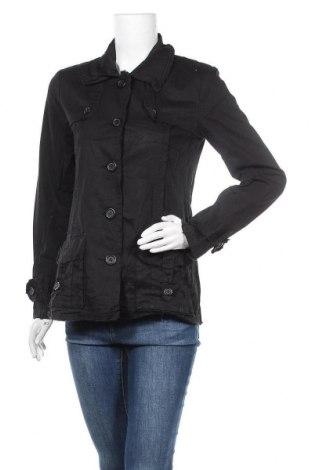 Γυναικείο μπουφάν Kenvelo, Μέγεθος M, Χρώμα Μαύρο, Βαμβάκι, Τιμή 7,72€
