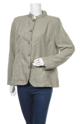 Дамско яке Kingfield, Размер XL, Цвят Зелен, Полиестер, Цена 8,40лв.