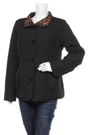 Дамско яке Liz Claiborne, Размер L, Цвят Черен, 100% полиестер, Цена 32,92лв.