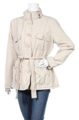 Дамско яке Michele Boyard, Размер XL, Цвят Бежов, 100% полиестер, Цена 14,11лв.