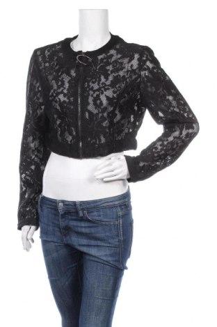 Дамско яке Monte Cervino, Размер L, Цвят Черен, 100% полиестер, Цена 21,95лв.