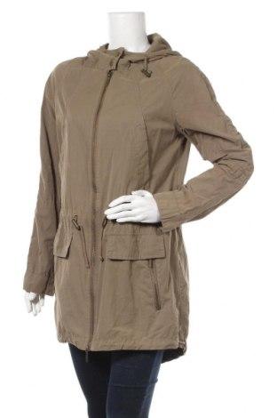 Дамско яке More & More, Размер M, Цвят Зелен, 52% памук, 33% полиестер, 15% полиамид, Цена 18,90лв.