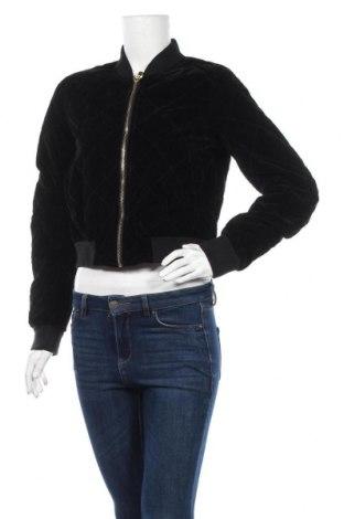 Дамско яке Neon Hart, Размер S, Цвят Черен, Полиестер, Цена 23,94лв.