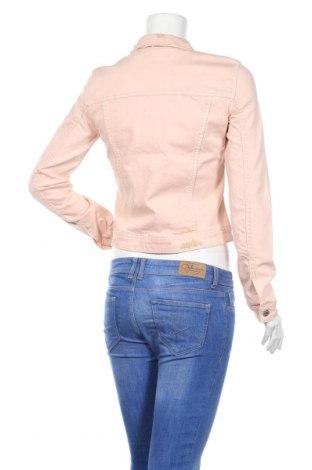 Дамско яке ONLY, Размер XS, Цвят Розов, 98% памук, 2% еластан, Цена 23,56лв.