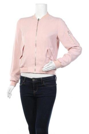 Дамско яке ONLY, Размер S, Цвят Розов, Полиестер, Цена 10,76лв.