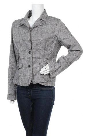 Дамско яке Okay, Размер XL, Цвят Сив, 100% памук, Цена 19,11лв.