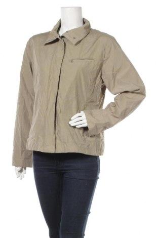 Дамско яке Outfit, Размер L, Цвят Зелен, 65% полиамид, 35% памук, Цена 7,77лв.