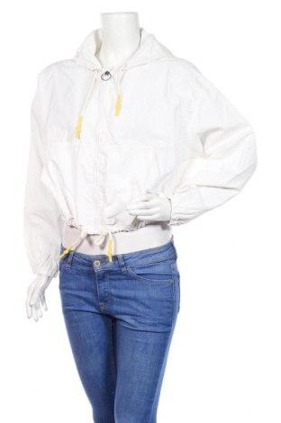 Дамско яке Primark, Размер L, Цвят Бял, Полиамид, Цена 20,79лв.