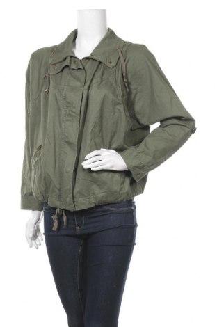 Дамско яке Sonoma, Размер M, Цвят Зелен, 100% памук, Цена 8,40лв.