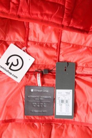 Дамско яке Street One, Размер XS, Цвят Червен, Полиестер, Цена 51,17лв.