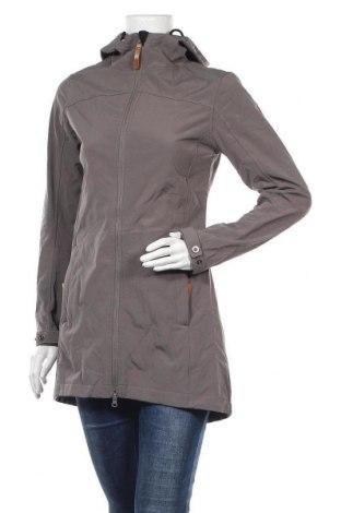 Γυναικείο μπουφάν Up 2 Fashion, Μέγεθος S, Χρώμα Γκρί, 88% πολυεστέρας, 12% ελαστάνη, Τιμή 25,46€