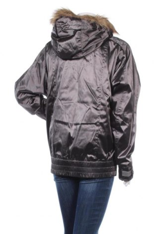 Дамско яке за зимни спортове Burton, Размер M, Цвят Сив, Полиамид, Цена 100,52лв.