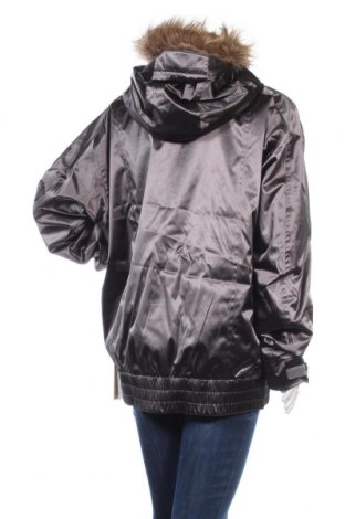 Дамско яке за зимни спортове Burton, Размер XL, Цвят Сив, Полиестер, Цена 100,52лв.