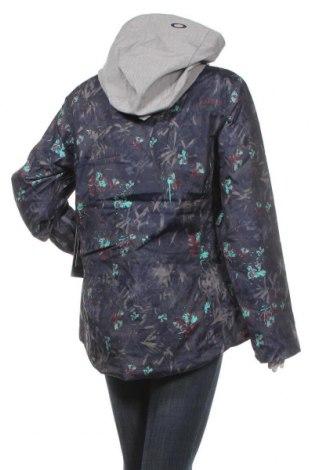 Дамско яке за зимни спортове Oakley, Размер L, Цвят Многоцветен, Полиестер, Цена 141,57лв.
