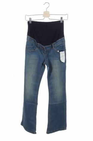 Дънки за бременни Colline, Размер XS, Цвят Син, 98% памук, 2% еластан, Цена 29,23лв.