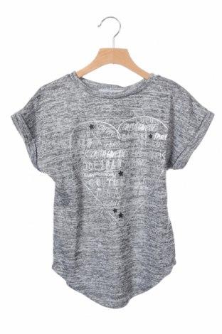 Παιδική μπλούζα Lulu Castagnette, Μέγεθος 9-10y/ 140-146 εκ., Χρώμα Γκρί, Πολυεστέρας, Τιμή 8,77€