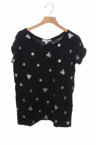 Παιδική μπλούζα Lulu Castagnette, Μέγεθος 13-14y/ 164-168 εκ., Χρώμα Μαύρο, Βαμβάκι, Τιμή 7,01€