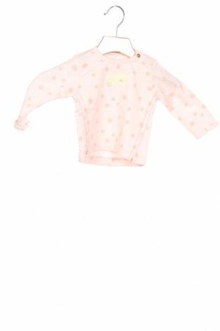 Παιδική μπλούζα Noppies, Μέγεθος 2-3m/ 56-62 εκ., Χρώμα Ρόζ , Βαμβάκι, Τιμή 4,90€