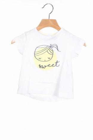 Παιδική μπλούζα ZY kids, Μέγεθος 6-9m/ 68-74 εκ., Χρώμα Λευκό, Βαμβάκι, Τιμή 13,69€
