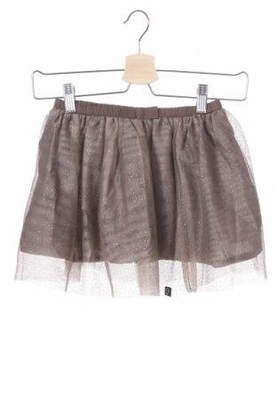 Παιδική φούστα Lulu Castagnette, Μέγεθος 6-7y/ 122-128 εκ., Χρώμα Καφέ, Πολυαμίδη, Τιμή 9,07€