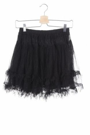 Παιδική φούστα Mini Molly, Μέγεθος 13-14y/ 164-168 εκ., Χρώμα Μαύρο, Πολυεστέρας, Τιμή 9,48€