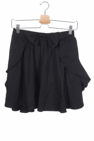 Παιδική φούστα Mini Molly, Μέγεθος 12-13y/ 158-164 εκ., Χρώμα Μαύρο, Πολυεστέρας, Τιμή 7,26€