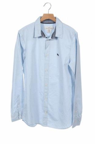 Детска риза H&M L.O.G.G., Размер 14-15y/ 168-170 см, Цвят Син, Памук, Цена 12,60лв.