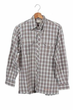 Παιδικό πουκάμισο Tom Tailor, Μέγεθος 12-13y/ 158-164 εκ., Χρώμα Γκρί, Βαμβάκι, Τιμή 7,27€