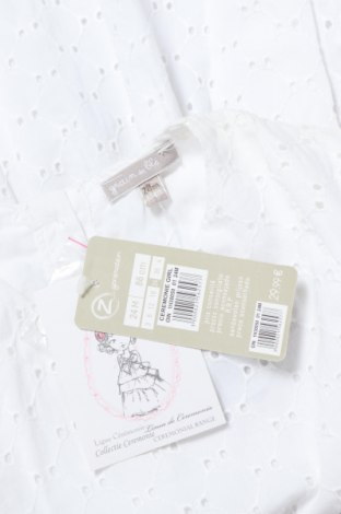 Παιδικό φόρεμα Grain De Ble, Μέγεθος 18-24m/ 86-98 εκ., Χρώμα Λευκό, Βαμβάκι, Τιμή 18,95€