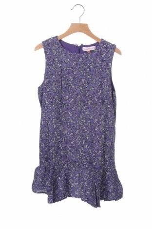 Παιδικό φόρεμα Lulu Castagnette, Μέγεθος 11-12y/ 152-158 εκ., Χρώμα Βιολετί, Πολυεστέρας, Τιμή 11,55€