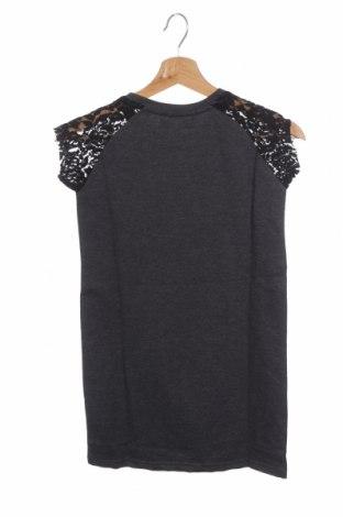 Παιδικό φόρεμα Lulu Castagnette, Μέγεθος 9-10y/ 140-146 εκ., Χρώμα Γκρί, 60% βαμβάκι, 40% πολυεστέρας, Τιμή 11,37€