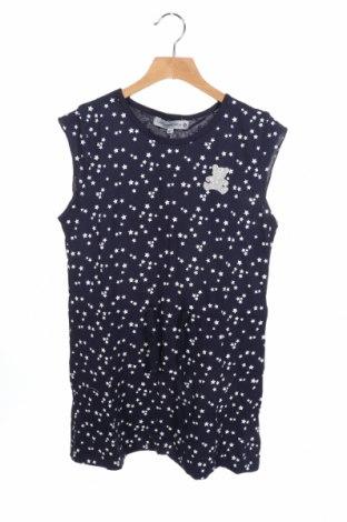 Παιδικό φόρεμα Lulu Castagnette, Μέγεθος 11-12y/ 152-158 εκ., Χρώμα Μπλέ, 100% βαμβάκι, Τιμή 10,10€