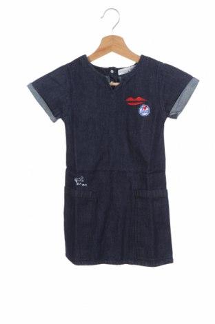 Παιδικό φόρεμα Lulu Castagnette, Μέγεθος 11-12y/ 152-158 εκ., Χρώμα Μπλέ, Βαμβάκι, Τιμή 10,10€