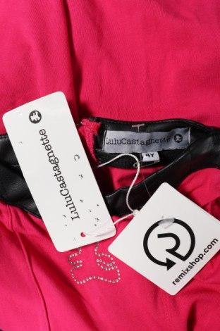 Παιδικό φόρεμα Lulu Castagnette, Μέγεθος 3-4y/ 104-110 εκ., Χρώμα Ρόζ , 95% βισκόζη, 5% ελαστάνη, Τιμή 13,39€