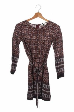 Παιδικό φόρεμα Mini Molly, Μέγεθος 10-11y/ 146-152 εκ., Χρώμα Καφέ, Βισκόζη, Τιμή 5,77€
