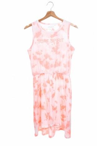 Детска рокля Staccato, Размер 12-13y/ 158-164 см, Цвят Бял, Памук, Цена 12,25лв.