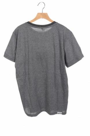 Παιδικό μπλουζάκι Chillaround, Μέγεθος 13-14y/ 164-168 εκ., Χρώμα Γκρί, 80% πολυεστέρας, 20% βαμβάκι, Τιμή 9,29€